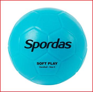 zachte handbal met goede stuitkracht voor kinderen