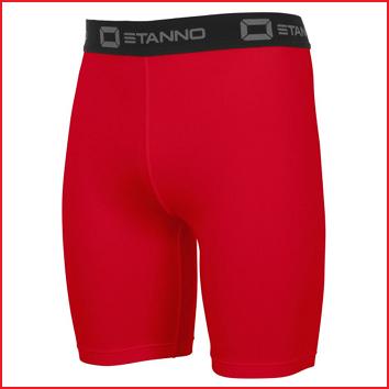 de stretch short van Stanno heeft een uitstekende pasvorm