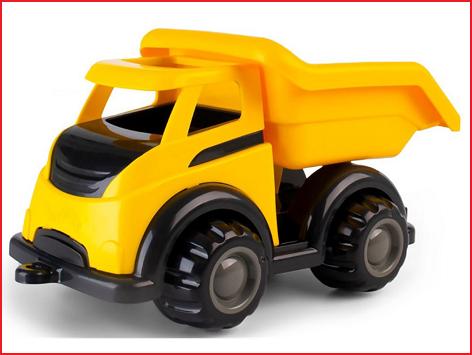 Viking Toys mighty kiepwagen