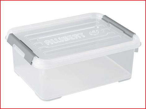 een handige opbergbox van 40 x 29 x 15 cm