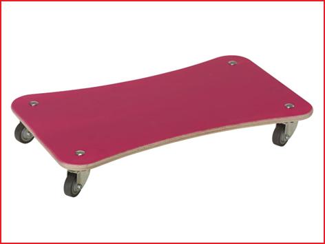 rolplank Pedalo van 60 x 35 cm belastbaar tot 150 kg