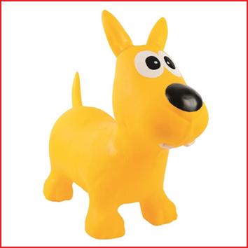 springdier hond