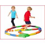 balanceerparcours River Gonge geschikt voor alle leeftijden