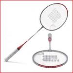 zeer duurzame badmintonracket Burton Kanikapot junior