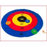 disk de luxe is een variant op het dartspel