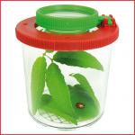 een dubbele loepdoos voor het bestuderen van insecten