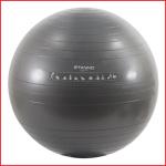 een anti-burst fitnessbal van 75 cm voorzien van ribbels voor een goede grip