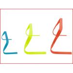 een set van 3 flexibele horden met een verschillende hoogte