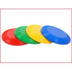 set van 4 frisbees in verschillende kleuren