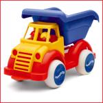 supergrote kiepvrachtwagen 35 cm van Viking Toys