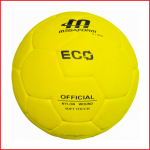 een handbal in de maat 0 voor kinderen tot 8 jaar