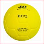 de handbal eco heeft een goede grip en zachte toets