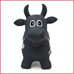 springdier Hippy Skippy koe zwart