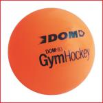 een gym hockeybal met zachte structuur