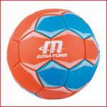 een handbal maat 0 van goede kwaliteit geschikt voor scholen en training