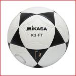 de Mikasa K3-FT is een IKF goedgekeurde korfbal in de maat 3 voor binnen en buiten