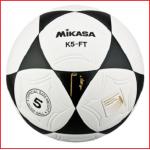 de Mikasa K5-FT is een IKF goedgekeurde korfbal in de maat 5 voor binnen en buiten