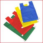 nylon overgooiers in verschillende kleuren