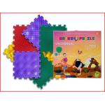 ortho puzzel universeel bestaande uit 8 modules