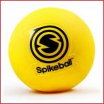een paar opblaasbare reserveballen voor de Spikeball Rookie