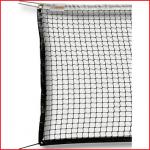 een duurzaam tennisnet conform de I.T.F.