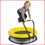 uren springplezier met deze trampoline voor kinderen