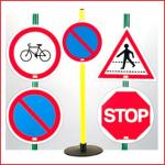 verkeersset voor in scholen en kinderdagverblijven