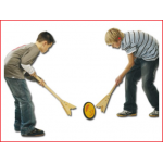 het wielvangspel Rondolo van Pedalo is een leuk en spannend spel voor kinderen en volwassenen