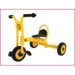 budgetvriendelijke stalen driewieler voor scholen en kinderdagverblijven