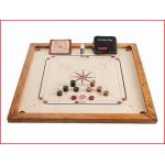 speel nu vingerbiljart met dit prachtige spelbord