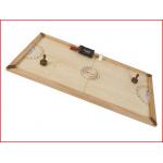 een mooi afgewerkte houten tafelhockey huren