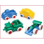 auto mix Viking Toys bestaande uit 4 verschillende modellen