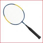 gemakkelijk hanteerbare badmintonracket junior
