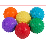 bobbelballen zijn lichte speelballen met een goede grip