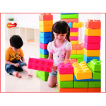 bouwblokken XL bestaande uit 45 grote blokken