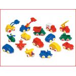 kleine voertuigen mix Viking Toys bestaande uit verschillende modellen