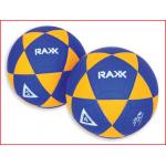 korfbal met een kunststof lederen toplaag en een cellulair rubberen coating