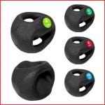 medicine ball met handgrepen verkrijgbaar in verschillende gewichten