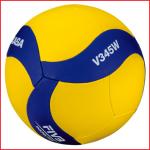 de Mikasa V345W School is een lichtere volleybal voor clubs en scholen