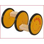 de Pedalo sport is een hulpmiddel ter verbetering van de coördinatie bij kinderen en volwassenen