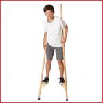 Pedalo stelten 170 cm voor kinderen vanaf 7 jaar
