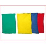 pittenzakjes katoen van 300 gram in 4 verschillende kleuren