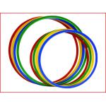 platte hoepels in 4 kleuren met een diameter van 70 cm