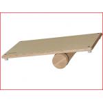 de Rola Bola is een houten balanceerplank van Pedalo