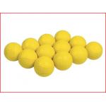 rubberen golfballen met een gereduceerde snelheid
