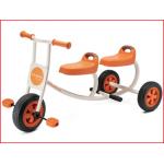 driewieler taxi Edusante voor dubbel speelplezier