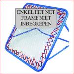 een vervangingsnet voor onze tchoukbal frames