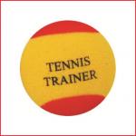 tennisbal foam met een goede weerstand en lange duurzaamheid