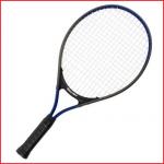 een zeer lichte tennisracket voor een eerste kennismaking met het tennis