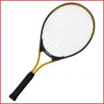 een instructie tennisracket van 61 cm voor clubs en scholen